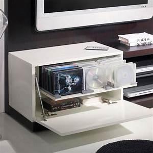 Meuble Blanc Laqué : meuble tv weng et laqu blanc ~ Melissatoandfro.com Idées de Décoration