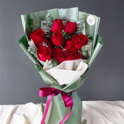 ช่อดอกไม้ Amote ดอกกุหลาบวาเลนไทน์ ต้อง A Flower Room!