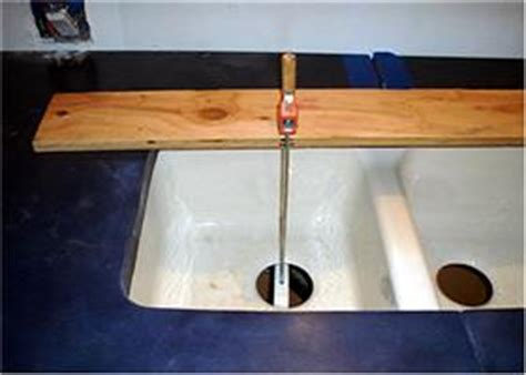 undermount sink installation tool how to install undermount sinks home construction