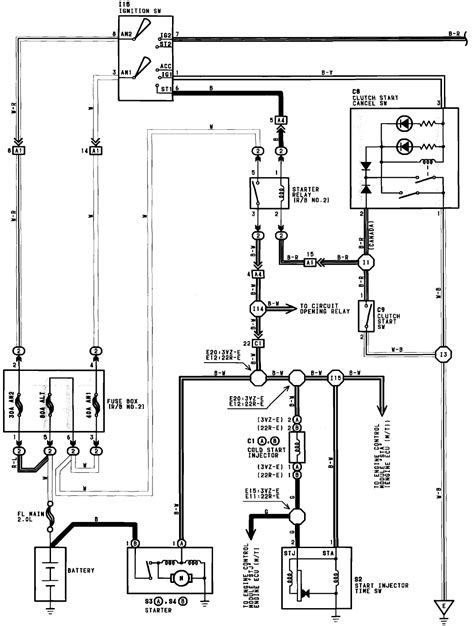93 Wiring Diagram by I A 93 Toyota With The 22re 4 Cyl 4x4 I A