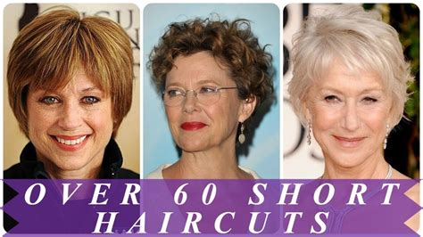 Best Ideas For Short Haircuts For Women Over 60 2018