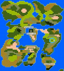 Dragon Warrior Ii  Alefgard  U2014 Strategywiki  The Video Game