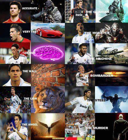 Real Madrid Troll
