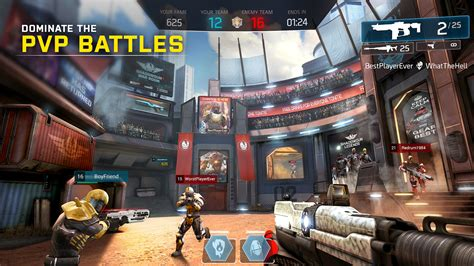 Rpg Shooter Shadowgun Legends Goes Live In The App Store