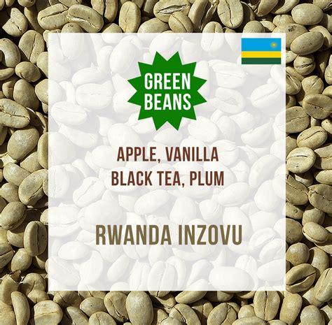 Born from adversity, cultivating unity. Rwanda Inzovu, Unroasted Green Coffee Beans - Shop Coffee