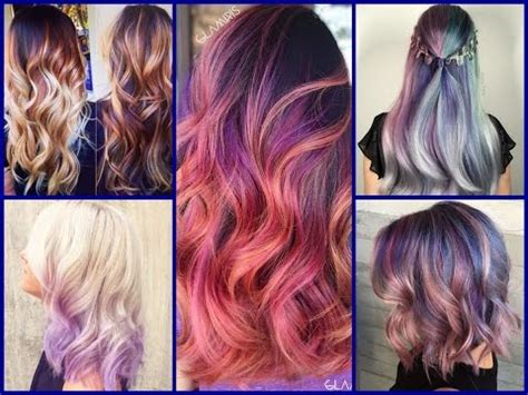 top  balayage hair color ideas youtube