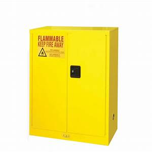 60 Gal Safety Cabinet With Manual Door