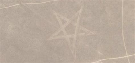 mystery pentagram shows   google earth unexplained