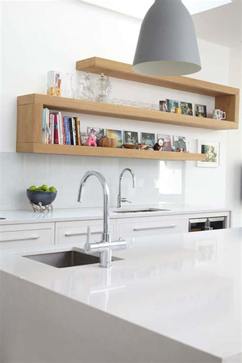 kitchen storage shelves ideas interesting and practical shelving ideas for your kitchen 6193