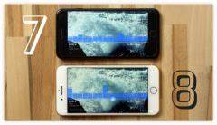 Iphone 7 Comparatif : volume et qualit sonore comparatif iphone 8 iphone 7 vid os ~ Medecine-chirurgie-esthetiques.com Avis de Voitures