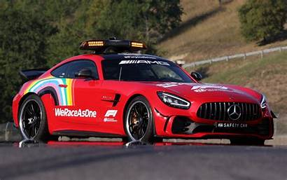 F1 Mercedes Grand Safety Prix Amg Livery