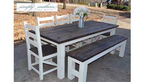 farmhouse table deals on 1001 blocks