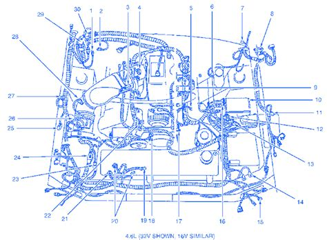 Ford Mustang Electrical Circuit Wiring Diagram