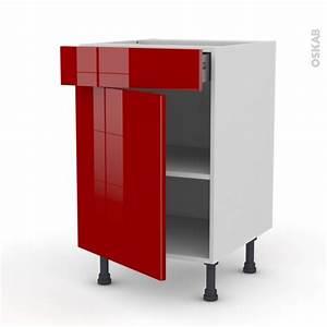Meuble Largeur 15 Cm : meubles de cuisine meuble bas cuisine largeur cm accessoire meuble de cuisine with meuble bas ~ Teatrodelosmanantiales.com Idées de Décoration