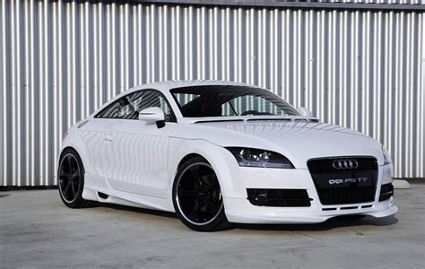 Audi Tt Coupe Modification by Ppi Audi Ps Tt Coupe Car Tuning