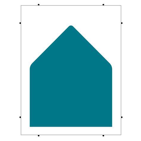 envelope liner template a7 envelope template sadamatsu hp