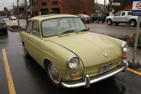 1962 Volkswagen Type 3 Notchback.