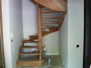 Habillage Escalier Interieur : habillage int rieur de murs en bois ~ Premium-room.com Idées de Décoration