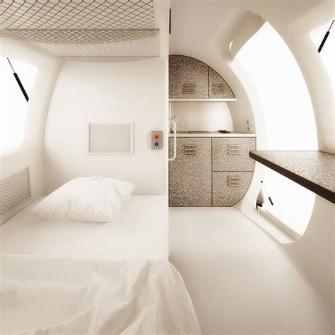 Ecocapsule: live where you want