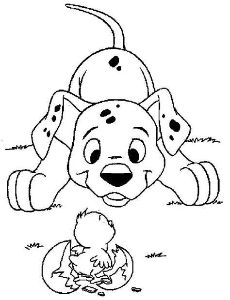 immagini cani da colorare per bambini disegni di animali da stare e colorare per bambini