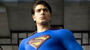 Brandon Routh Weighs in on Dark Superman Debate - YouTube