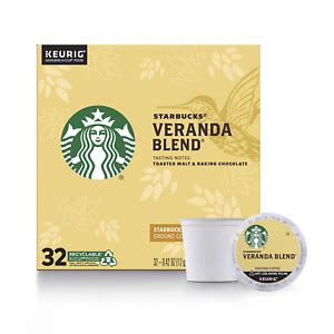 This is the best price i can find, so i always order it online from sam's club. Starbucks Blonde Roast K-Cup Coffee Pods — Veranda Blend For Keurig Brewers | eBay