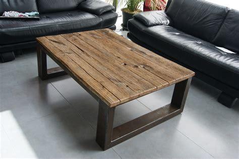 fabriquer sa table basse en bois sedgu