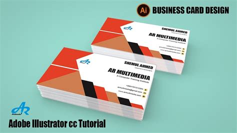 How To Create A Business Card Design In Illustrator Cc Business Letter Format Bangla Attention Line Plan Template Natwest One Page Health Food Store Bplans Consulting Templates Header Second