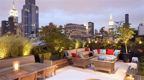 dining furniture rooftop garden escape tricia martin winston ely we