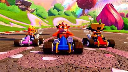 Crash Team Racing Nitro Fueled Problemas Parece