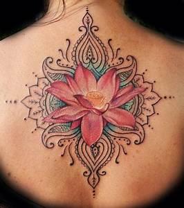 Fleur Lotus Tatouage : tatouage fleur de lotus 06 inkage ~ Mglfilm.com Idées de Décoration
