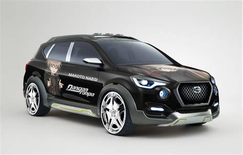 Datsun Cross Wallpapers by Datsun Go Cross Concept Makoto Naegi Itasha By