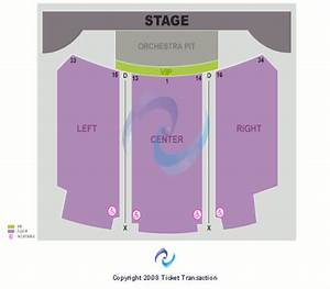 North Park Observatory Seating Chart Concert Venues In San Diego Ca Concertfix Com