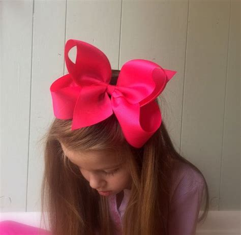 big bow pictures 17 best ideas about big hair bows on cheerleading hair bows hair bow supplies and