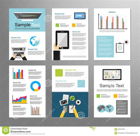 Informational Brochure Templates by Informational Brochure Templates Brickhost 6ba10e85bc37