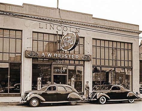 Dodge Dealer Lincoln Ne by 447 Best Images About Vintage Car Dealerships On
