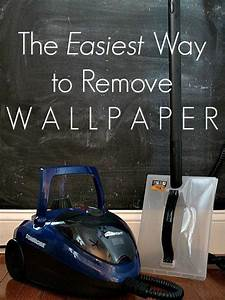 How To Remove Wallpaper With Steamer