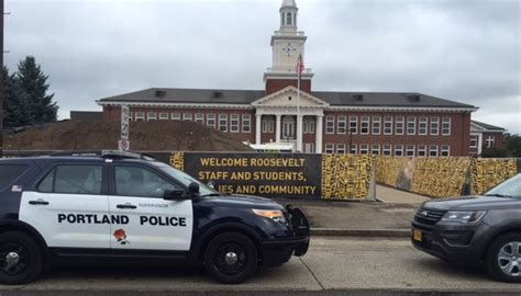 'No threat' at Roosevelt High School, lockdown lifted
