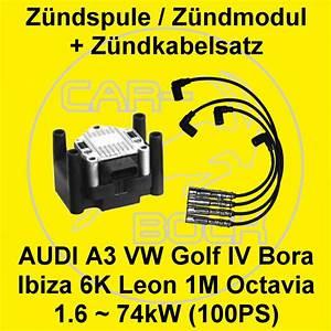 Zündspule Vw Golf : z ndspule z ndkabelsatz 1 6 74kw vw golf iv 4 bora ~ Jslefanu.com Haus und Dekorationen