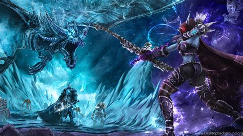 Heroes Of The Background Heroes Of The Lich King World Of Warcraft