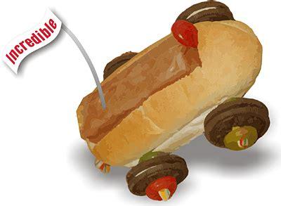 cuisine cing car 39 edible car competition 39 is dec 7 announce