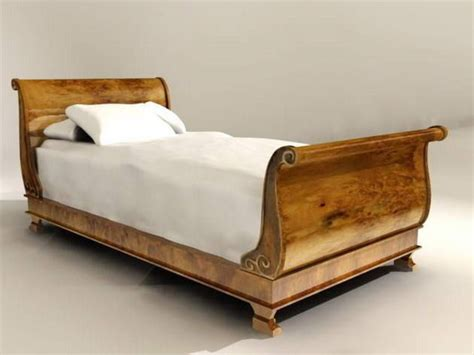 Viking Longboat Bed by 3d Bed Viking Style Cgtrader