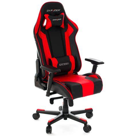 dxracer king ks06 fauteuil gamer dxracer sur ldlc