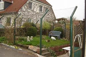 Garten einzaunen for Whirlpool garten mit rollrasen balkon katze