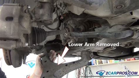 replace  control arm  bushings    hour