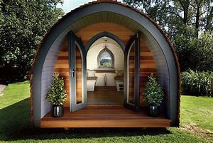 Garden Pods from £19,750 - Garden Hideouts