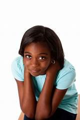 Photo african american teen