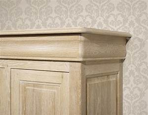 Meuble En Chene Massif : bassette 2 portes 3 tiroirs en ch ne massif de style louis ~ Dailycaller-alerts.com Idées de Décoration