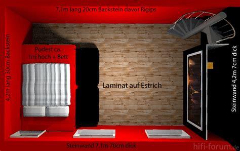 Kellerraum Als Wohnraum by Bild Keller Wohnraum Kino Akustik Kellerwohnraum Kino
