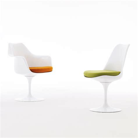 saarinen tulip side chair knoll
